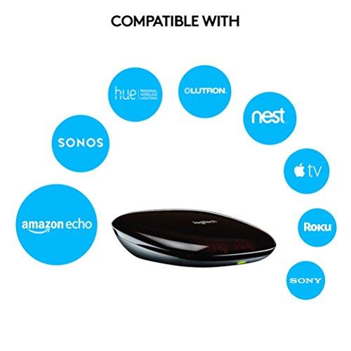 Logitech Harmony Smart Home Hub (works with Amazon Alexa) - Black - £59.99 @ Amazon