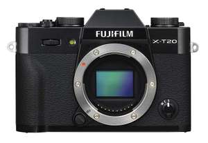 FujiFilm X T20 Compact System Camera  £478.85  Amazon Germany - Preorder