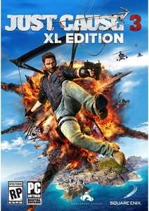 Just Cause 3 XL Edition for the PC £5.99 from CDKeys via Steam