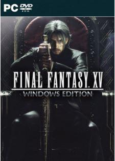 Final Fantasy XV 15 Windows Edition PC - £18.53 @ CDKeys