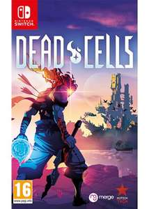 Dead Cells (physical) - Nintendo Switch £23.85 @ Base