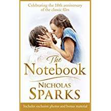 Amazon Kindle Today's Big Deal - 5 Nicholas Sparks novels 99p each