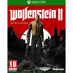 Wolfenstein II: The New Colossus - £15 @ ao (Free Next Day Delivery)