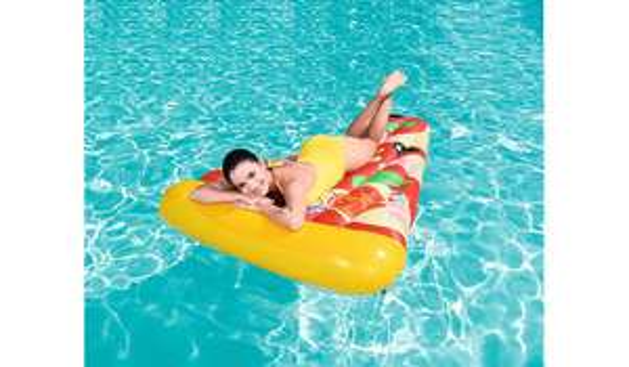 Bestway Inflatable Pizza Slice  now £10 @ Asda C+C