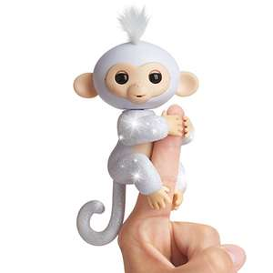 Fingerlings white glitter monkey £10.89 and in amazon 3 for 2 selected toy promotion