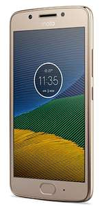Motorola Moto G5 - new and network unlocked £99 @ Gifgaff