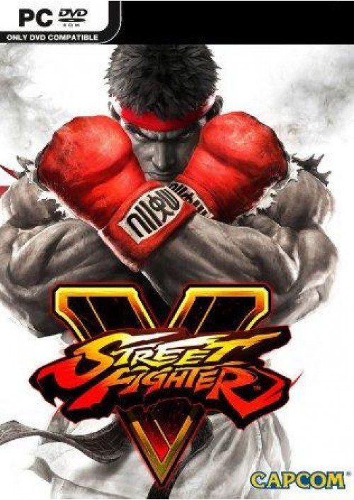 Street Fighter V 5 PC £5.99 @ CD KEYS
