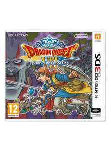 Dragon Quest VIII: Journey of the Cursed King (3DS) - £23.99 @ Amazon (Prime Exclusive)