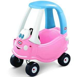 Little Tikes Princess cozy coupe £40 delivered @ eBay sold by Tesco Outlet