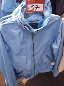 Regatta ladies waterproof coat £27 at marple wyevale garden centre