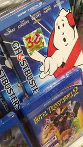 Ghostbusters blu-ray and digital copy £1 at Poundland Classic 80s movie 30th anniversary edition