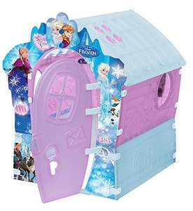 Disney Frozen plastic kids playhouse for outside or inside now £31.99 delivered @ eBay sold by Argos