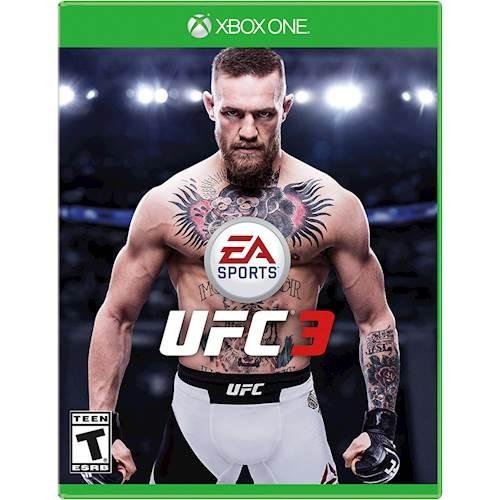 UFC 3 Xbox One - £10.69 via Argentina Store