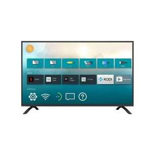 "electriQ 43"" 4K Ultra HD HDR LED Android Smart TV with Freeview HD £263 @ Debenhams plus"