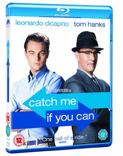 Catch Me If You Can (2002) (Region Free) Blu-ray (£5 w/ Prime / £7.99 w/o Prime) @ Amazon.co.uk