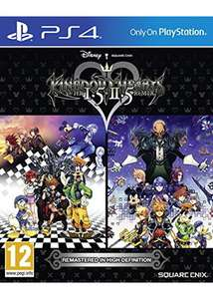 Kingdom Hearts HD 1.5 & 2.5 Remix PS4 £17.84 Delivered @ Base.com