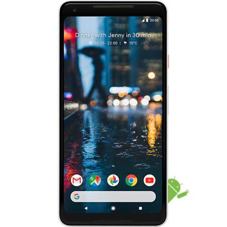 "Grade B Google Pixel 2 XL Black & White 6"" 64GB 4G Unlocked & SIM Free @ Laptops direct (£390.97 with which! Code)"
