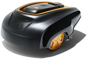 McCulloch ROB 1000 Robotic Lawn Mower 18 V, up to 1000 m sq at Amazon for £469.99