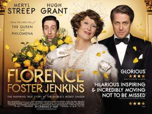 Florence Foster Jenkins on BBC iPlayer for 29 days