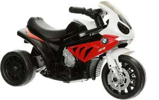 BMW 6V Ride on Trike for £40 @ Halfords