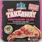 Chicago Town Large Takeaway Pepperoni Pizza 645G £2.50 @ tescos and morrisons