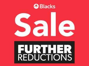 Blacks Sale - further reductions