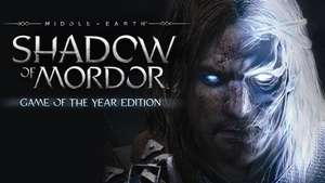[Steam] Shadow of Mordor Game of the Year Edition / Mad Max - £2.87 each - Fanatical (10% off purchases with code SUMMER10)