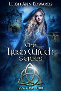 The Irish Witch Series: Books 1 - 4 @ Google Play - 86p