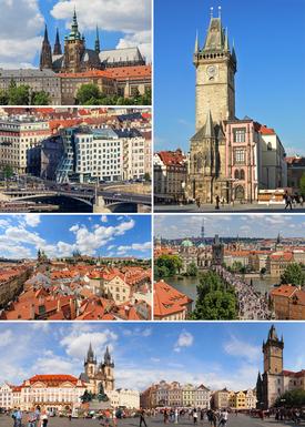 From London: Bargain 2 Night Break to Prague Hotel & Flights just £35.26pp @ Ebookers/Ryanair