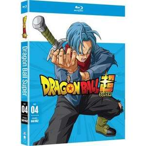 Dragon Ball Super part 4 bluray £18.99 @ Base