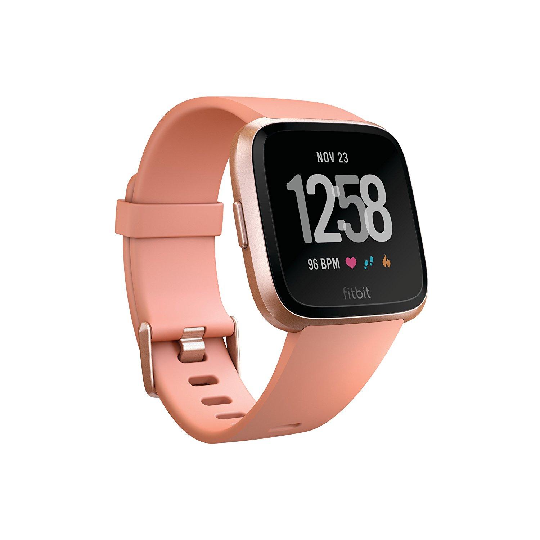 Fitbit versa peach £159.02 @ Amazon