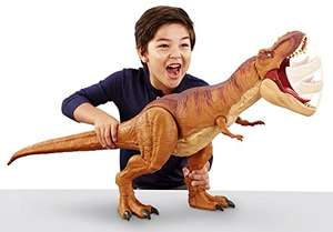 Jurassic World Super Colossal Tyrannosaurus Rex Figure - £50.87 Amazon
