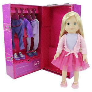 18 inch Sindy doll with wardrobe and extra outfits. - £11.50 @ Tesco eBay