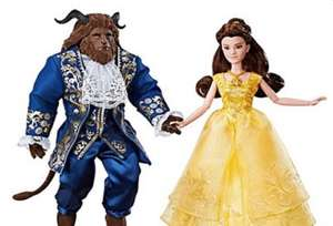 Beauty and the Beast toys on sale £24.99 at The Entertainer