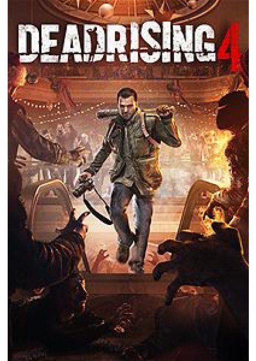 Dead Rising 4 PC - £7.99 @ CDKEYS