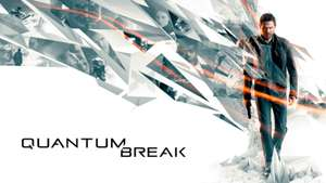 Quantum Break PC (Steam Edition) £6.74 with code at Fanatical