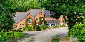 2 nights for 2 B&B at Devon Country Hotel with option to add a child and take your dog plus on site fishing from £109 @ Travel Zoo
