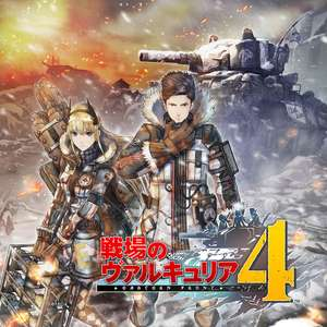 Valkyria chronicles 4 Demo out on switch Xbox one & ps4.
