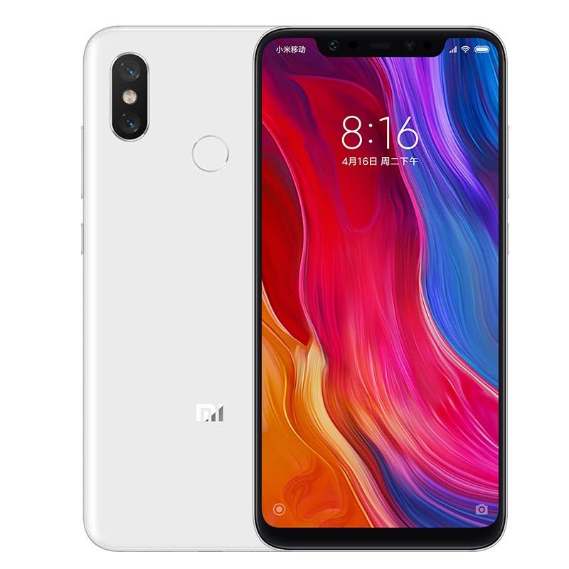 Xiaomi Mi 8 6GB 64GB White £285.77  joybuy