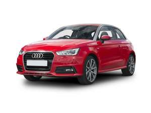 Audi A1 Hatchback 1.4: Initial payment of £810.30 plus 23 payments of £270.10