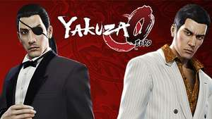 Yakuza 0 on PC for £11.47 with code @ Fanatical