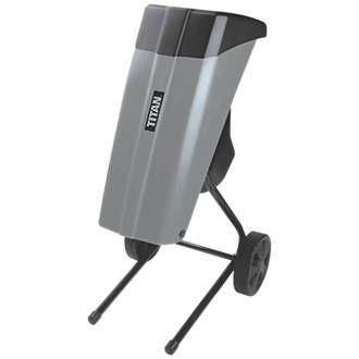 Titan TTB353SHR 2500W 80kg/hr Electric Garden Shredder 2yr guarantee was £84.99 now £74.99 @ Screwfix