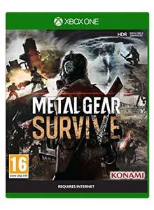 Tesco Extra - Metal Gear Survive £6.25 & Dark Souls Remastered ps4 / xbox one £7.00