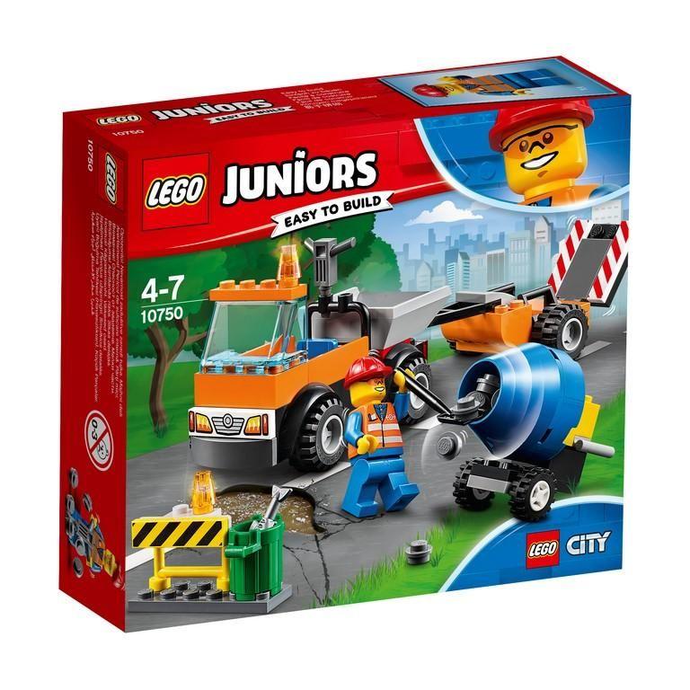 Lego City Junior Road Repair Set - 10750 @  Asda in Edmonton Green, London.