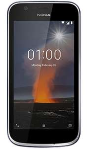 Nokia 1 (PAYG) w/ £10 top-up and FREE NEXT DAY DELIVERY - £65 @ Vodafone