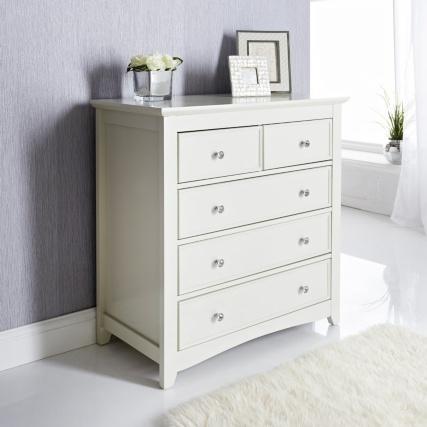 Arabella 5 Drawer Chest Uni @ b&m instore for £99.99