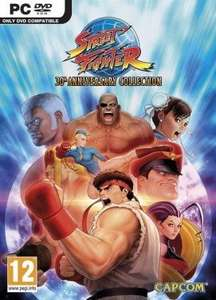 Street Fighter 30th Anniversary Collection  PC £14.06 @ INSTANT GAMING
