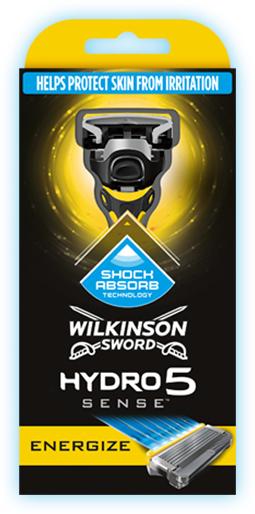 100,000 Free Wilkinson Sword Hydro 5 Sense Razors  1st come 1st served