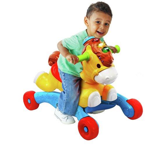 VTech Rock and Ride Horse £12.99 @ Argos