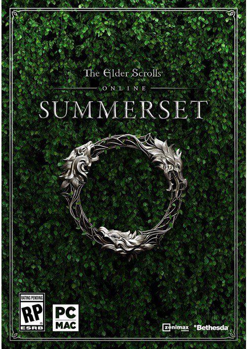 The Elder Scrolls Online Summerset PC + DLC £12.99 / £12.34 with fb code @ CD KEYS